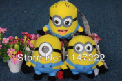 Brazildespicable Me Plush Toy 7 Inch 17cm Minion Jorge Stewart Dave Nwt With Tags 2d Eyes