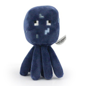 Dark Bluegenuine Jj Dolls Stuffed Plush Minecraft Creeper Coolie Afraid Of Plush Toys Of My World