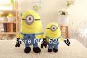 Best Big Size 50cm 3d Despicable Me Very Big Movie Plush Toy 20inch Minions Toys Three Styles