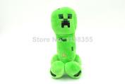 Hight Quality Minecraft 19cm Height Creaper Plush Toys