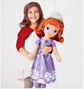 Princess Doll Plush Toy Sofia The First Princess Sofia Doll Plush Toys 70cm Stuffed Soft Toys Dolls For Girls