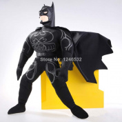 Super Hero Boy Favourite Toy Batman Plush Toy Batman Doll For Boy Gift Length 25cm