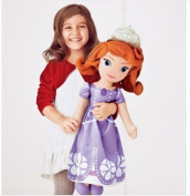 Princess Doll Plush Toy Sofia The First Princess Sofia Doll Plush Toys 50cm Stuffed Soft Toys Dolls For Girls