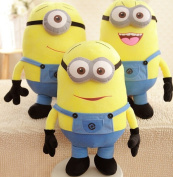 Despicable Me 30cm 3 Styles Despicable Me Minion Plush Doll Toys 3d Eyes Childrens Giftfree& D007