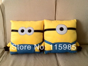 1pc Cartoon Despicable Me Pillow Movie Plush Toy Minions Stuffed Animals Dolls Cushiontoys Kids Best Gift