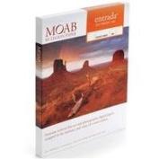 Moab Entrada Rag Fine Art, 2-Side Inkjet Paper, Bright White Matte Surface, 22.5 mil., 300gsm, 28cm x 43cm , 25 Sheets.