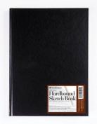 Strathmore 400 Series Hard Bound Sketch Book 29cm . x 22cm .