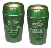 Biotique Walnut Skin Polisher 50g Pack of 2