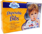 Cvs Baby 24 Count Disposable Bibs