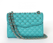 Rebecca Minkoff Mini Quilted Affair with Studs Cross-body Handbag