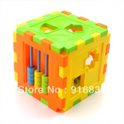 Blue Box Shape Sorter Toys Buy Online From Fishpond Co Nz