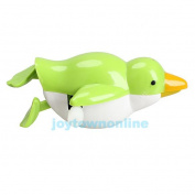 New Wind Up Sea Bird Bath Diver Toy Swimming Seafowl Baby Kids Bathing Toys #1jt