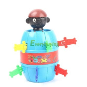 Newkids Children Funny Lucky Stab Pop Up Toy Gadget Pirate Barrel Game Toy [27396|01|01]
