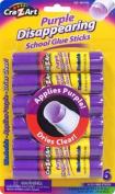Cra-Z-Art Colourful Glue Sticks, 6 Count