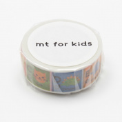 """mt Masking Tape - mt for kids / Alphabet """"A to M"""""""