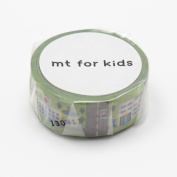 mt Masking Tape - mt for kids work / Town