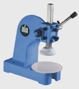 STOP Kneading Polymer Clay - NEW NEVERknead Tool Machine for Artists - Knead Sculpey Fimo & More Easy - Blue