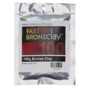 Fast Fire Bronzclay 100 Gm