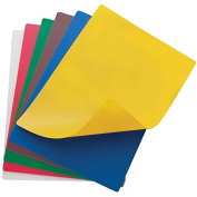 Winco CBF-1218 Flexible Cutting Mats, 30cm by 46cm , Assorted Colours