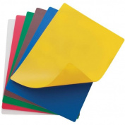 Winco CBF-1824 Flexible Cutting Mats, 46cm by 60cm , Assorted Colours