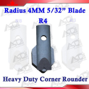 R4 Radius(0.4cm ) Replaceable Die Blade for All Metal Corner Rounder Punch Cutter