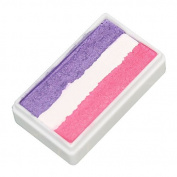TAG Face Paint Custom 1-Stroke Split Cake - La Niña