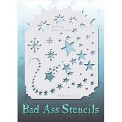 Bad Ass Starlight Full Size Stencils BAD6014