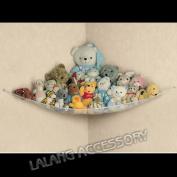 1pcnylon Baby Toddler Children Large Toy Hammock Mesh Storage Net Children Bedroom Tidy Bag671912