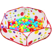 New 100cm Baby Kiddie Fabric Play Game Pit Ball Pool Children Playpens Playhouse Play Tent Toy Tienda Corralito Teatro