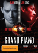Grand Piano [Region B] [Blu-ray]