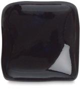 Amaco Sahara High-Fire Glaze - Pint - HF-1 Black