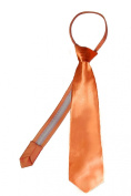 Unotux 23 Colour Satin Zipper Necktie Boys Formal Suits Tuxedos from Baby to Teen (S: