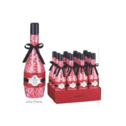 "Bath Confetti ""For Two"" Romantic Pleasures- Juicy Cherry"