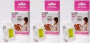3 X Silk'n SensEpil Refill Lamp Cartridge by Home skinovation BEAUTY