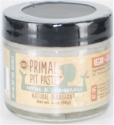 Primal Pit Paste Natural Deodorant, Aluminium Free, Paraben Free, No Added Fragrances, Thyme & Lemongrass