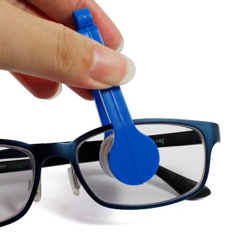 Lerway Mini Glasses Eyeglasses Care Cleaning Microfibre ...