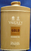Yardley London Gold Deodorising Talc Talcum Powder Men 100gm