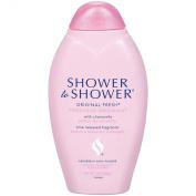 Shower to Shower Original Fresh Absorbent Body Powder, 380ml