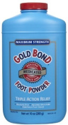 Gold Bond Medicated Foot Powder - 300ml