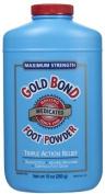 Gold Bond Medicated Foot Powder - 300ml