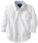 Tommy Hilfiger Baby Boys' Long Sleeve Classic Shirt