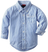 Tommy Hilfiger Baby-Boys Infant Stripe Shirt