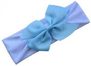 8.9cm Pinwheel Bow Baby Headband