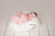 Stretch Knit Newborn baby Photography Wrap - Photo Props - Colour