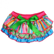 juDanzy Satin baby ruffle bloomers Nappy Covers in a Variety of colours & sizes