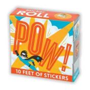 Superhero Sticker Roll