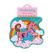Unicorns Rainbow Notepad