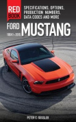 Ford Mustang Red Book 1964 1/2-2015