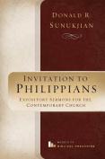 Invitation to Philippians