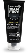 ManCave - Natural Lemon & Oak Shower Gel